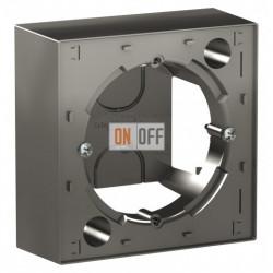 Коробка накладного монтажа Schneider Electric Atlasdesign, сталь