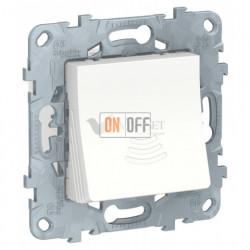 Звонок электронный программируемый 70 дБ 5 мелодий Schneider Unica New, белый