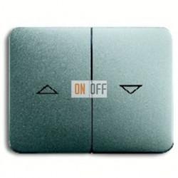 Выключатель управления жалюзи, 10 А / 250 В~, с фиксацией 1012-0-2197 - 1751-0-2842