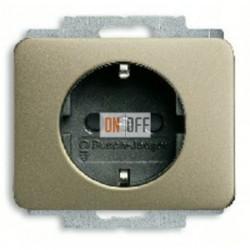 Розетка с заземляющими контактами 16 А / 250 В~ 2011-0-6229