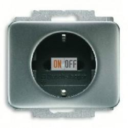 Розетка с заземляющими контактами 16 А / 250 В~ 2011-0-6226