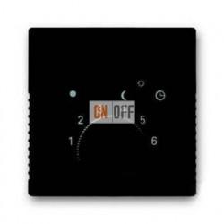 Терморегулятор ABB Basic 55, шато-черный 1032-0-0498 - 1710-0-3935