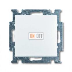 Выключатель одноклавишный ABB Basic 55, белый 1012-0-2139