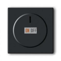 Светорегулятор ABB Dynasty поворотный 60-600 Вт/ВА (антрацит) 6515-0-0840 - 6599-0-2950