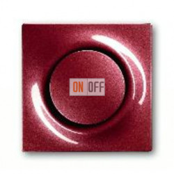 Выключатель одноклавишный с подсветкой, универс. (вкл/выкл с 2-х мест) 10 А / 250 В~ 1012-0-2109 - 1753-0-0120
