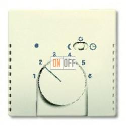 Терморегулятор ABB Dynasty  c датчиком пола (слоновая кость) 1032-0-0498 - 1710-0-3568