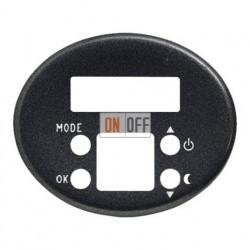 Электронный регулятор теплого пола  TACTO антрацит 8140.5 - 5540.5 AN
