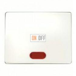 Выключатель одноклавишный с подсветкой, универс. (вкл/выкл с 2-х мест) 10 А / 250 В~ 14150069 - 3036 - 1675