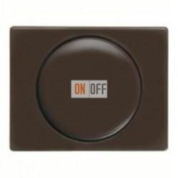 Светорегулятор поворотно-нажимной 60-400 Вт. для ламп накаливания и галог.220В 283010 - 11350001