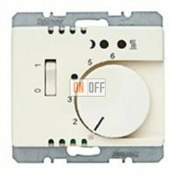 Термостат 230 В~ 10А с выносным датчиком для электрического подогрева пола механизм Eberle FRe 525 22 - 16720002