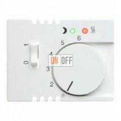 Термостат 230 В~ 10А с выносным датчиком для электрического подогрева пола механизм Eberle FRe 525 22 - 16720069