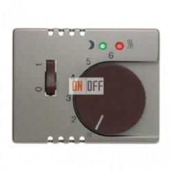 Термостат 230 В~ 10А с выносным датчиком для электрического подогрева пола механизм Eberle FRe 525 22 - 16729011