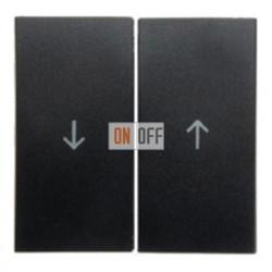 Выключатель управления жалюзи клавишный, 10 А / 250 В~ 303520 - 16251606