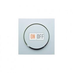 Светорегулятор поворотный 60-600 Вт. для ламп накаливания и галог.220В, белый глянцевый 286010 - 11378989