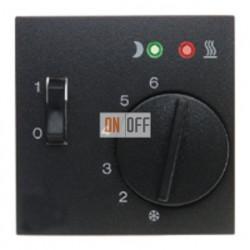 Термостат 230 В~ 10А с выносным датчиком для электрического подогрева пола механизм Eberle FRe 525 22 - 16701606