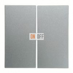 Выключатель двухклавишный, проходной (вкл/выкл с 2-х мест) 10 А / 250 В~ 16231404 - 303808