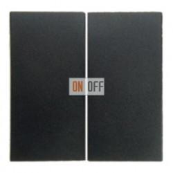 Выключатель двухклавишный, проходной (вкл/выкл с 2-х мест) 10 А / 250 В~ 16231606 - 303808