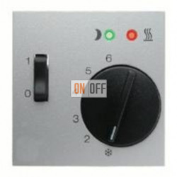 Термостат 230 В~ 10А с выносным датчиком для электрического подогрева пола механизм Eberle FRe 525 22 - 16721404