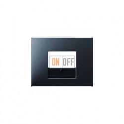 Розетка USB двойная, для зарядка, 1,4 А, вставка белая 260009 - 10357006