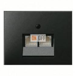 Розетка компьютерная двойная RJ45 5-й кат. 14097006 - EPUAE8-8UPOK5