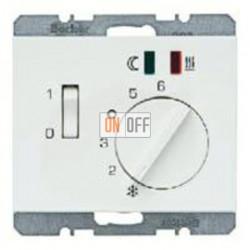 Термостат 230 В~ 10А с выносным датчиком для электрического подогрева пола механизм Eberle 16727109 - FRe 525 22
