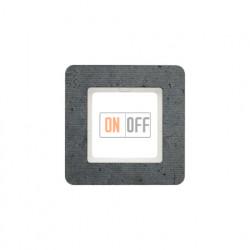 Рамка одинарная Berker Q.7 бетон 10116020