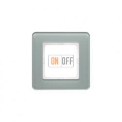 Рамка одинарная Berker Q.7 полярная белизна стекло 10116079