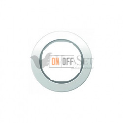 Рамка одинарная Berker R.classic полярная белизна 10112089