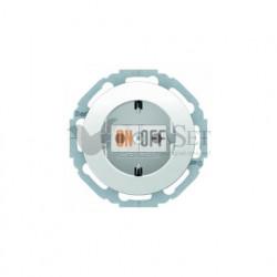 Розетка электрическая с заземлением 16 А 250 В, Berker R.classic полярная белизна 47452089