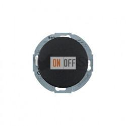 Светорегулятор универсальный 50-420Вт/ВА Berker R.classic черный глянцевый 28342045