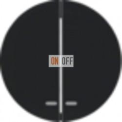 Выключатель двухклавишный с подсветкой, 10 А / 250 В~ 16272045 - 3035 - 1675