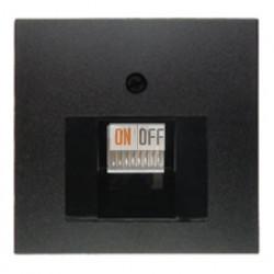 Розетка телефонная одинарная RJ11 14071606 - EPUAE8UPO