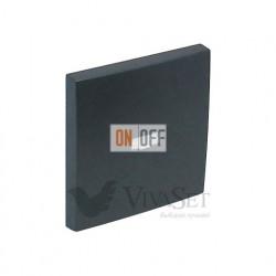 Переключатель  1 клавишный (с 2-х мест)  с подсветкой 10А 250V~   Efapel logus 90 серый 21072 - 90602 TIS
