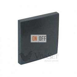 Переключатель  1 клавишный (с 2-х мест) 10А 250V~  Efapel logus 90 серый 21071 - 90601 TIS
