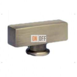 Никель Квадратная Поворотная ручка Nickel Satin (Nickel Satinado) FD02311NS
