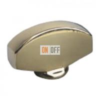 Овал Светлое золото Поворотная ручка Bright Gold (Oro Brillo) FD02315OB