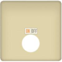 Телевизионная розетка оконечная (бежевый). FD0321-A - FD001F - FD16-BAST