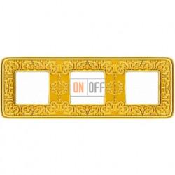 Emporio Блестящее золото Рамка 3-я Bright Gold FD01373OB
