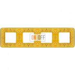 Emporio Блестящее золото Рамка 4-я Bright Gold FD01374OB