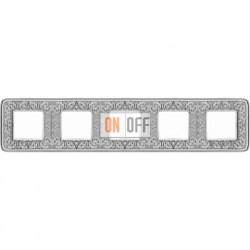 Emporio Блестящий хром Рамка 5-я Bright Chrome FD01375CB