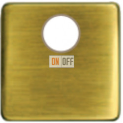 Телевизионная розетка оконечная FD04315PB-A - FD16-BAST - FD001F