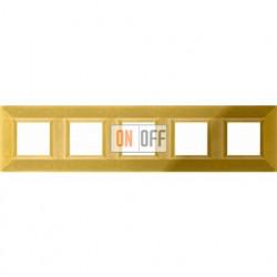 FEDE Granada Блестящее золото Рамка 5-я Bright Gold FD01415OB