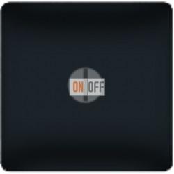 """Поворотный выключатель """",с двух мест"""", без лампы подсветки, цвет черный FD03120-M - FD16-BAST"""