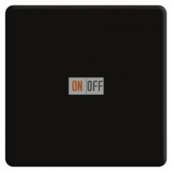 Заглушка с суппортом (черный) FD17033-M - FD16-BAST