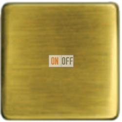 Выключатель одноклавишный 10А 250 V~ FD04310PB - FD16505 - FD16-BAST