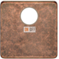 Телевизионная розетка оконечная FD04315RU-A - FD16-BAST - FD001F