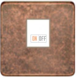 Компьютерная розетка одинарная. FD16-BAST - FD-T5-B - FD04317RU-A