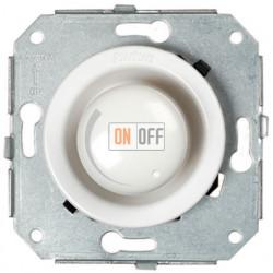 Светорегулятор поворотный 40-500Вт, белый 35332052