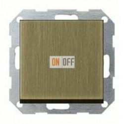 Выключатель одноклавишный, универс. (вкл/выкл с 2-х мест) 10 А / 250 В~ 010600 - 0296603