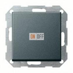 Выключатель одноклавишный перекрестный (вкл/выкл с 3-х мест) 10 А / 250 В~ 010700 - 029628